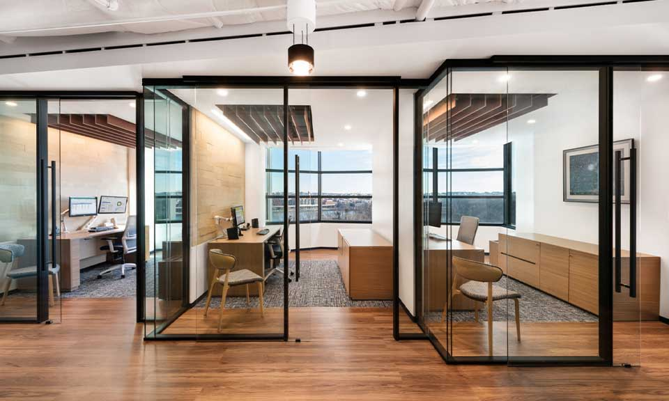 Gemiddelde Huurprijs Bedrijfsruimte Kantoorruimte 2021