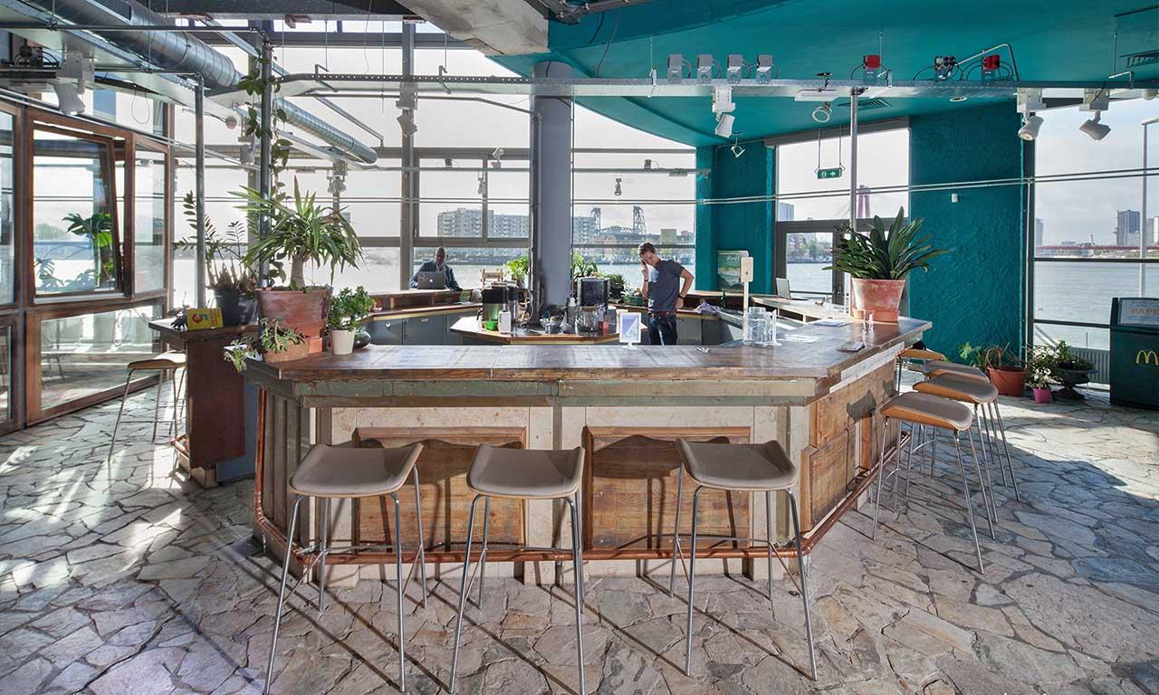 Bluecity Bar Rotterdam
