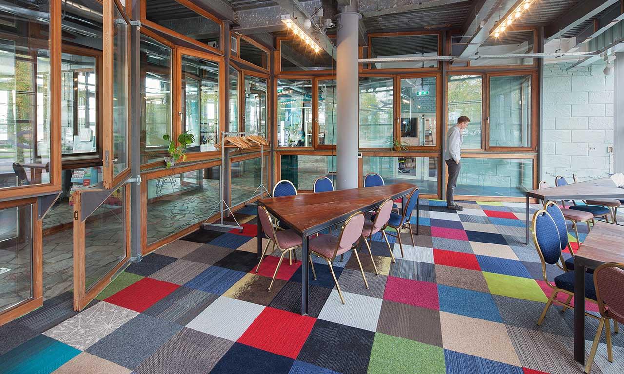 bluecity kantoorruimte