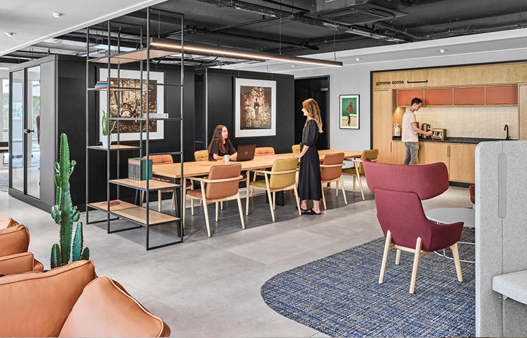 Coworking Spaces Co-Office