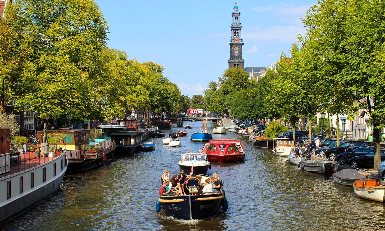 Kantoorruimte Huren Amsterdam aan het water