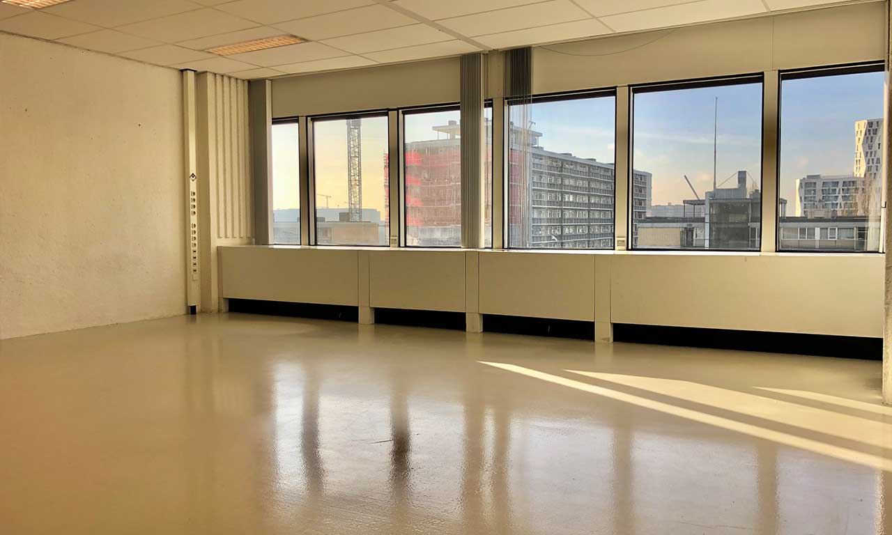 Rotterdam Building Binnen Kantoor