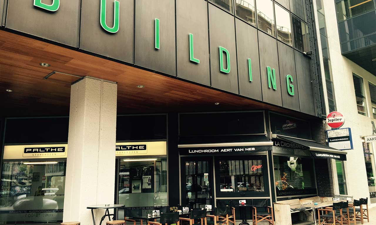Aert van Nesstraat 45 Rotterdam Building