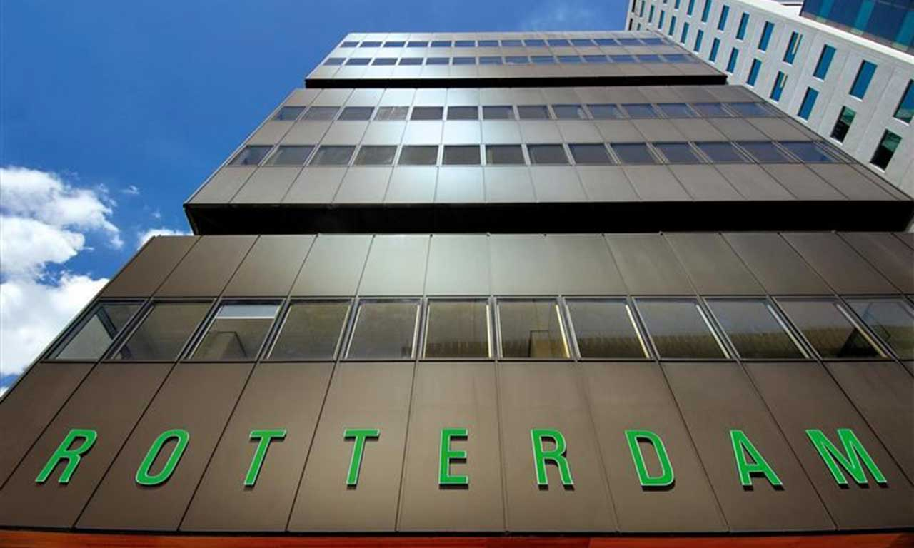 Kantoor Aert van Nesstraat 45 Rotterdam Building